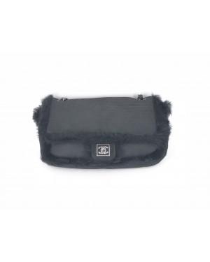 Chanel bag black 90% NEW 20cm x 30cm